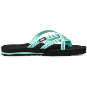 Teva Olowahu Sandals Women turquoise